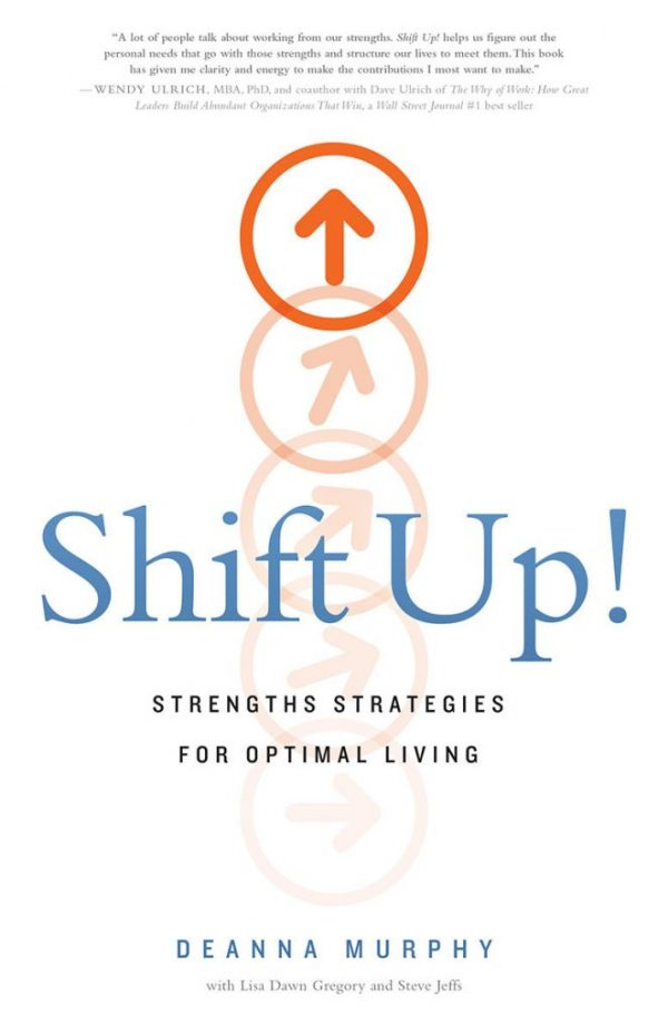 Shift Up ! Book